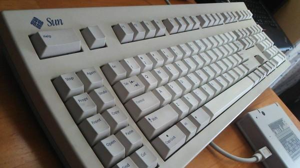 sun type 5c キーボード