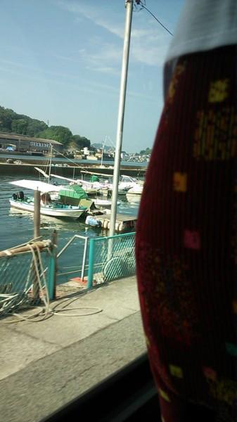 因島 尾道 バス
