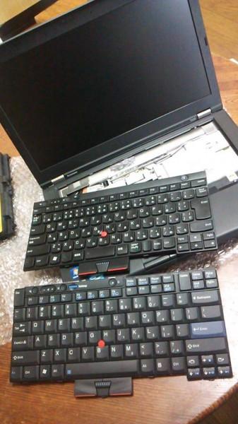 thinkpad t430 t420 キーボード