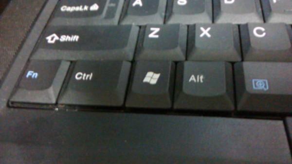 キーボード故障