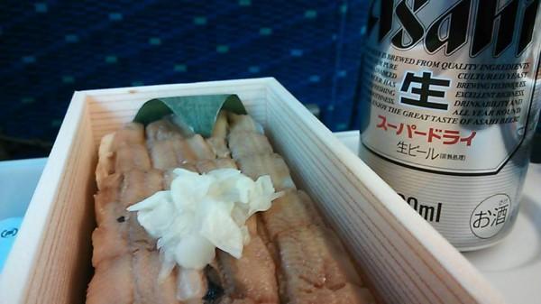あなご寿司弁当