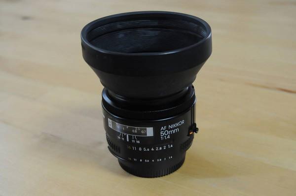 AF NIKKOR 50mm F1.4