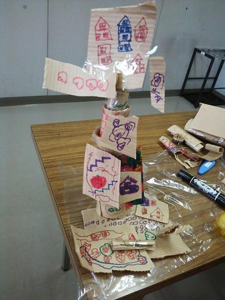 田無 西東京 子供たちの作品
