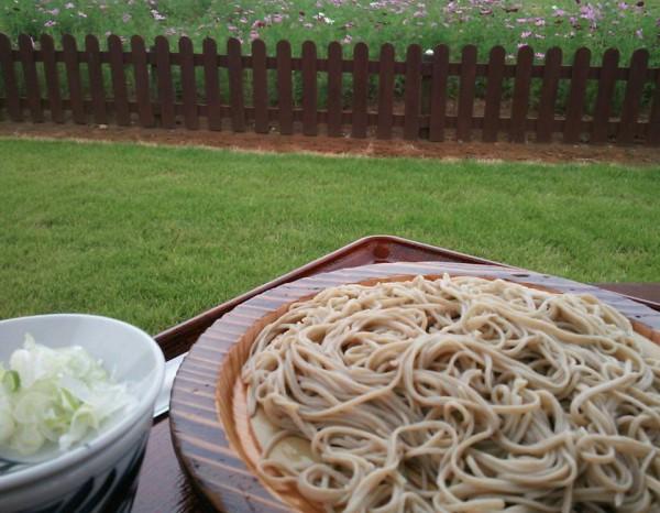三芳 蕎麦 そば