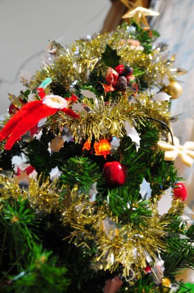 昭和なクリスマスツリー