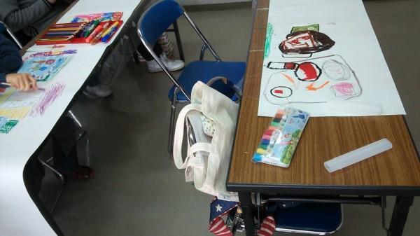 西東京 田無 絵画 造形 教室
