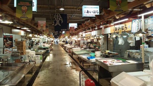 秋田 市場