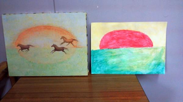 田無 西東京 絵画教室