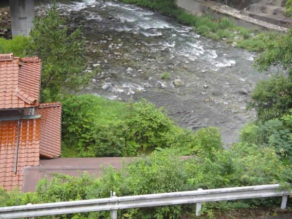 雙津峡温泉 憩の家