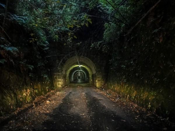 道祖峠トンネル