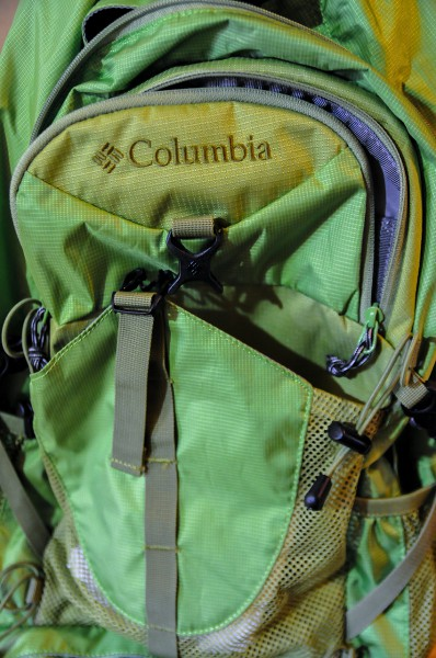Columbia Blueridge Mountains 30L Backpack