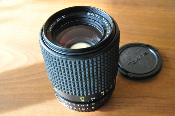 Tokina AT-X Macro 90mm F2.5