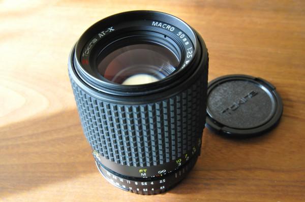 Tokina AT-X Macro 90mm F2.5