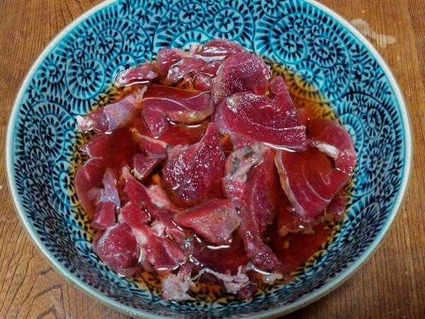 因島産 猪肉