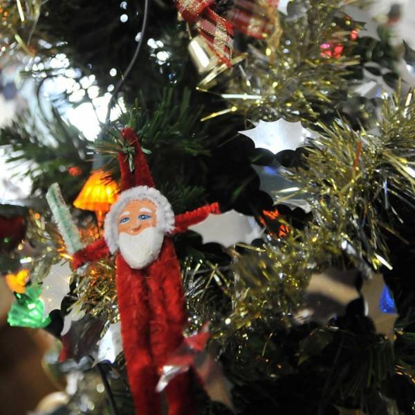 クリスマスツリー 昭和 レトロ