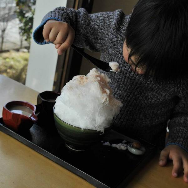 阿佐美冷蔵 天然氷 かき氷