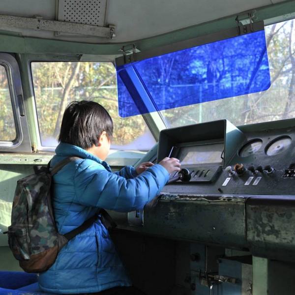 青梅鉄道公園 0系新幹線