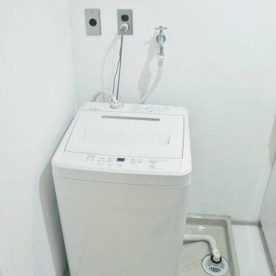 洗濯機置き場 無印