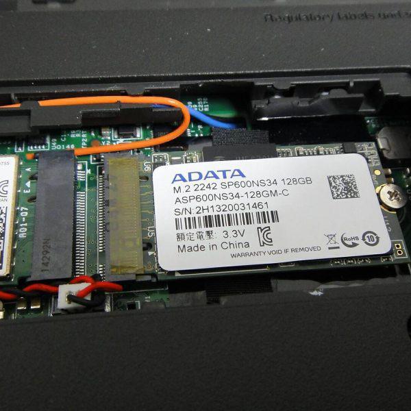 Thinkpad W540 M.2 SSD
