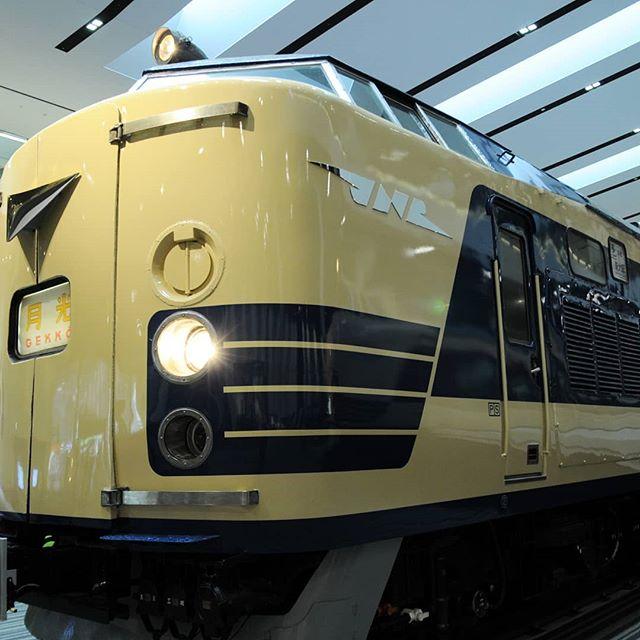 583系!__#京都鉄道博物館 #583系