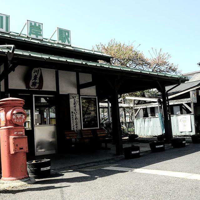 訳あって長野県へ__#川岸駅 #長野県 #長野ドライブ
