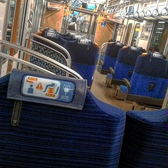 新木場からの帰りにSトレイン。始発駅豊洲から終着駅所沢まで乗るのだ!__#sトレイン #有楽町線 #西武線 #豊洲駅