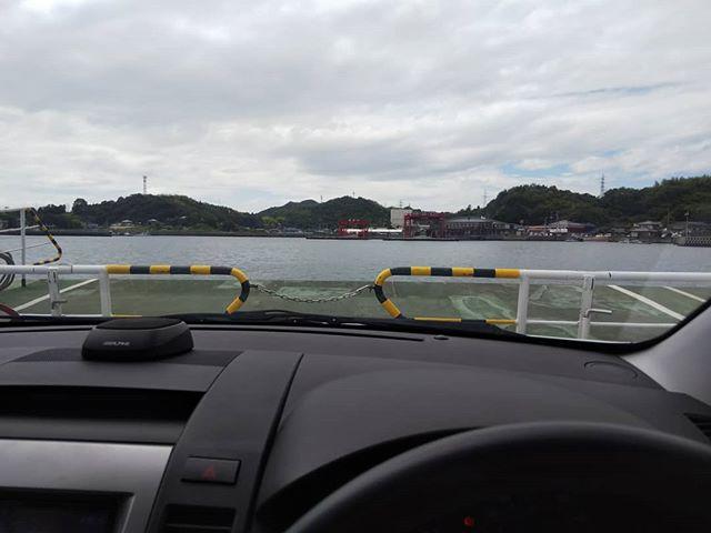 昨日は弓削島へ#生名フェリー #生名島 #弓削島 #海水浴 #因島