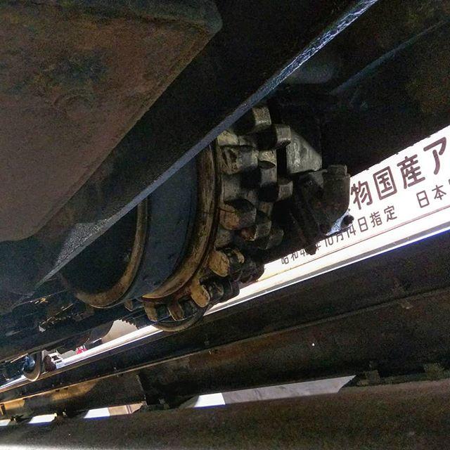 アプト式なのかアブト式なのか謎が解けた#碓氷峠鉄道文化むら #横川 #群馬ドライブ #鉄道車両 #アプト式 #ed42