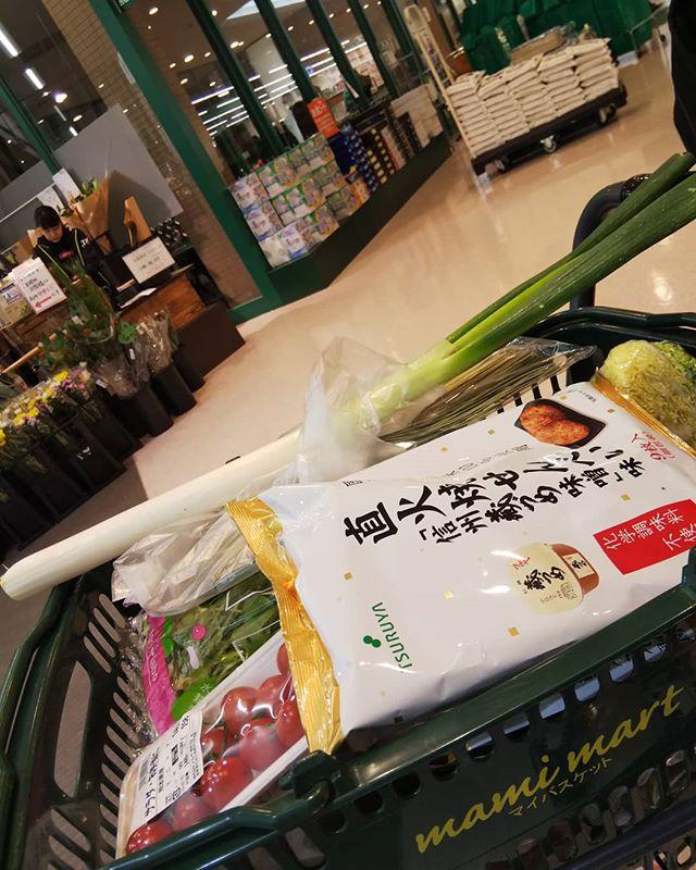 埼玉のスーパーのマイバスケットでツルヤへ乗り込む#ツルヤ #ツルヤ軽井沢店 #軽井沢