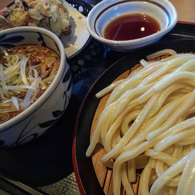 #久兵衛屋 #肉汁うどん #武蔵野うどん