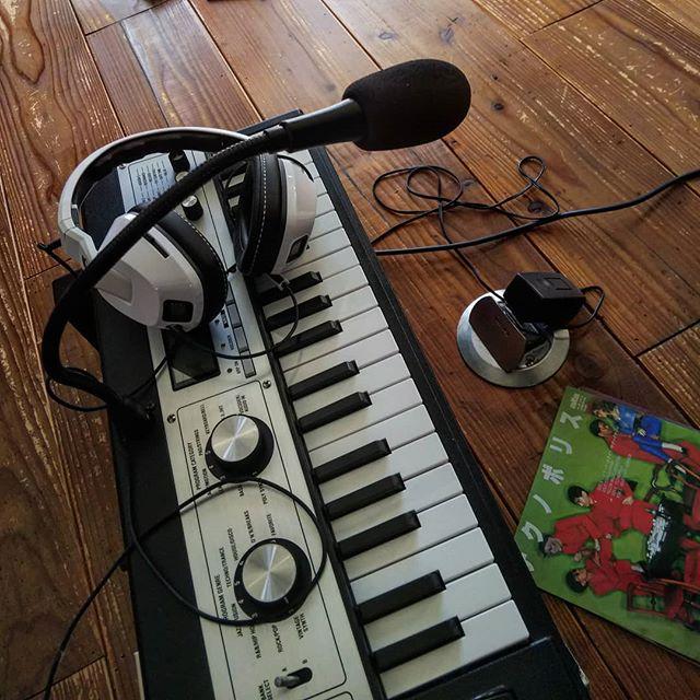 「トキオ」のまねごとをする息子に本物を聴かせてやった#テクノポリス #ymo #technopolis #アナログレコード #アナログ盤 #microkorgxl #microkorg
