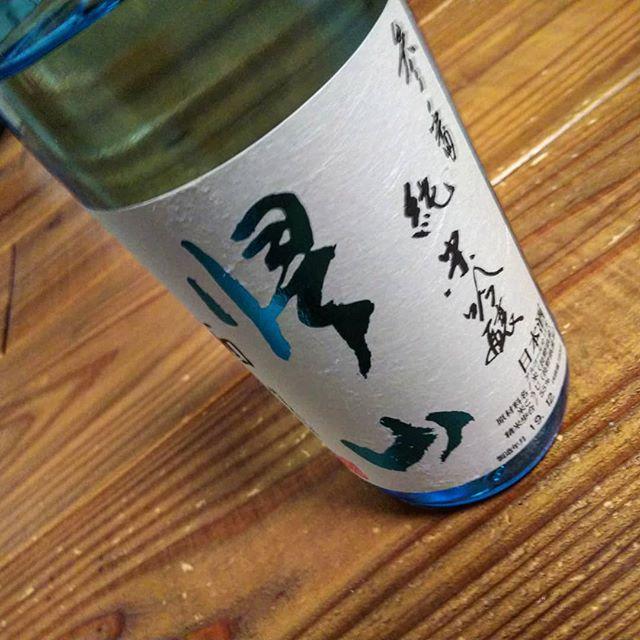 久びさのヒット#帰山 #kizan #千曲錦 #千曲錦酒造 #長野の酒 #美味い日本酒 #日本酒
