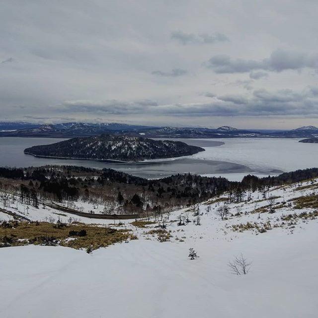 #美幌峠 #美幌峠展望台 #美幌峠から見た屈斜路湖