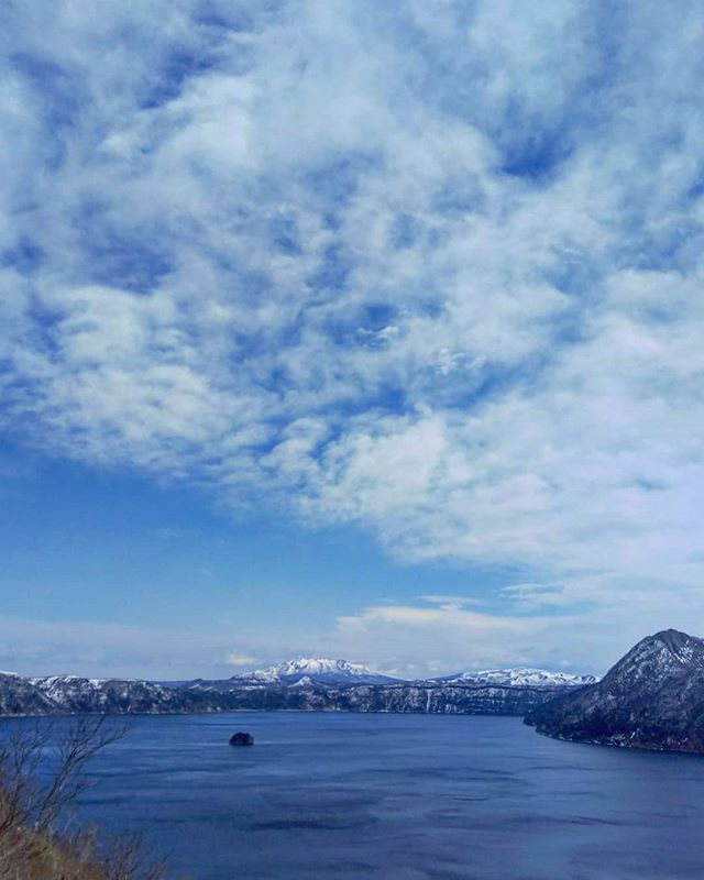 再び摩周湖へ__#摩周湖 #摩周湖第一展望台 #北海道ドライブ